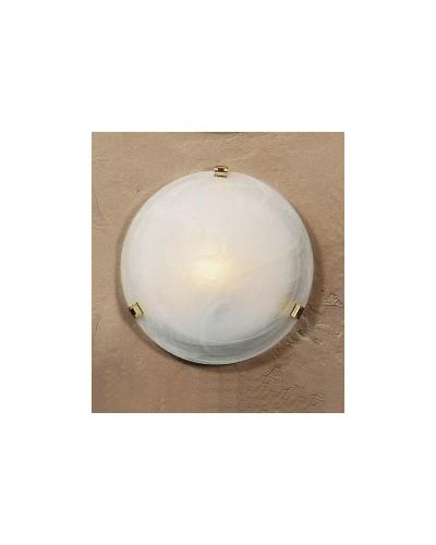 Plafonnier DM.50 Albâtre Blanc